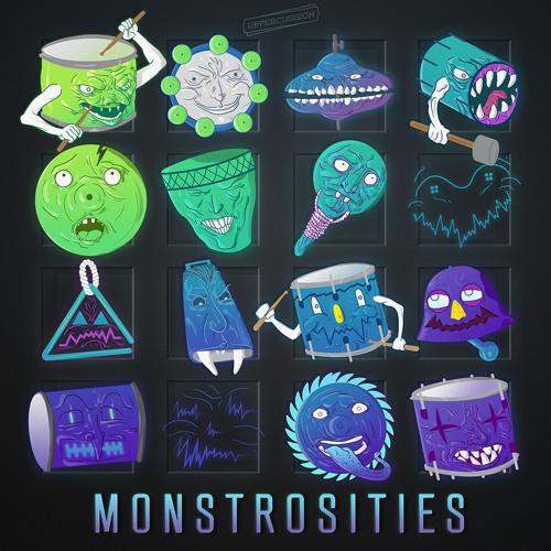Monstrosities - Pad Blast
