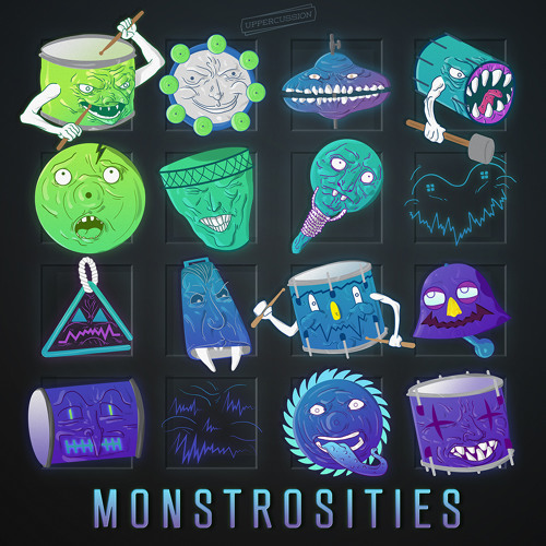 Uppercussion - Monstrosities