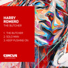 HARRY ROMERO - THE BUTCHER / SOLO MAN / KEEP PUSHING ON - CIRCUS RECORDINGS