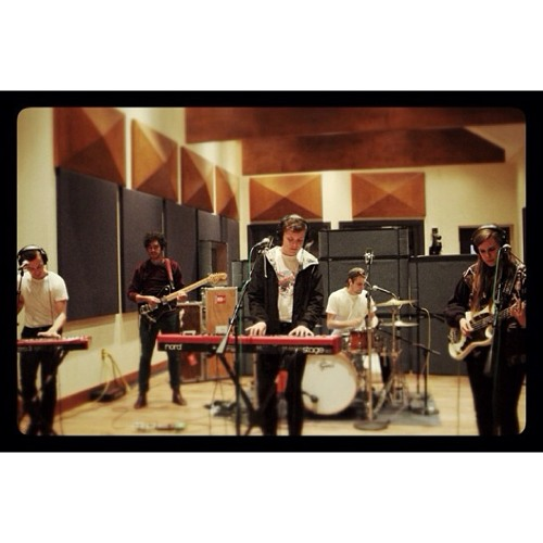 """""""Paradise"""" by Cub Sport performed live for WXPN"""