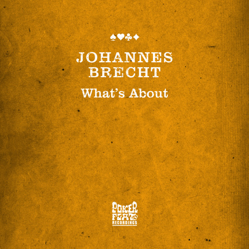 Johannes Brecht - What's About