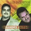 Los Inquietos Del Vallenato - Amor De Tres 138 (Dj Micky)