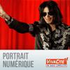 Le portrait numérique de Michaël Jackson - À Vos Posts (07/10/13)