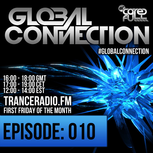 Global Connection  #010 ReOrder Guest mix 01/11/13