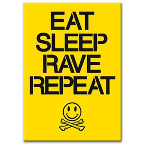 Fatboy Slim Riva Starr Feat Beardyman - Eat Sleep Rave Repeat (Pyrox & Skylabz  HardMix )