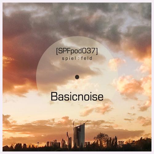 [SPFpod037] spiel:feld Podcast 037 - Basicnoise-Golden Clouds