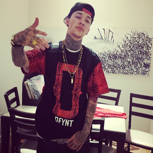 All Your Fault Prod By Baeza