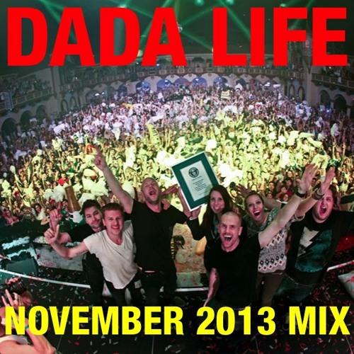 Dada Life - November 2013 Mix