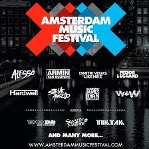 W&W Live At Amsterdam Music Festival (DJ Set)