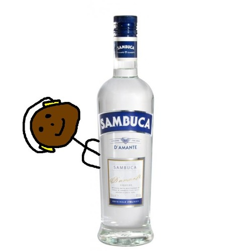 Hey, my name is LASAMBUCA (part. 1)
