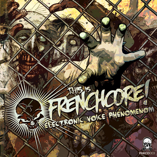 PHKCD003 - Mindestruction ft GAbbER135 - Ufology - (This is Frenchcore vol.2 - E.V.P.) ® Preview