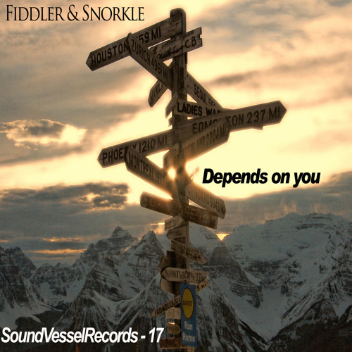Fiddler & Snorkle - Depends On You - Julian Rodriguez Remix (Preview of 17th Release)
