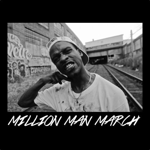 Black Dave - Million Man March (Prod. By Shy Guy)