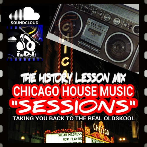 "FREE LIMITED DOWNLOAD....JACK TRAX PT1 ""THE HISTORY LESSON MIX"" Chicago - Detroit - NYC"