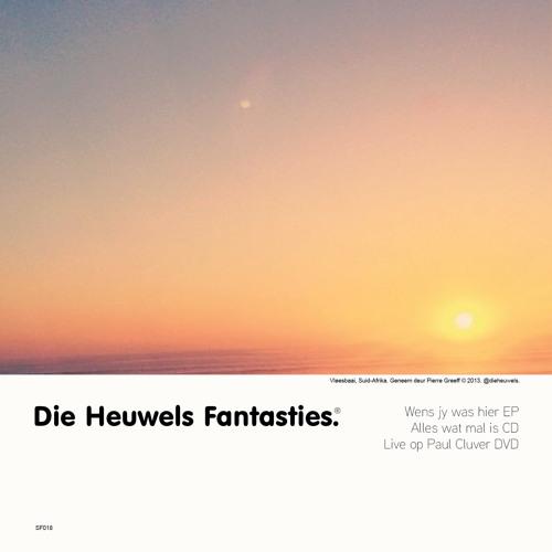 Die Heuwels Fantasties - Hou aan (single)