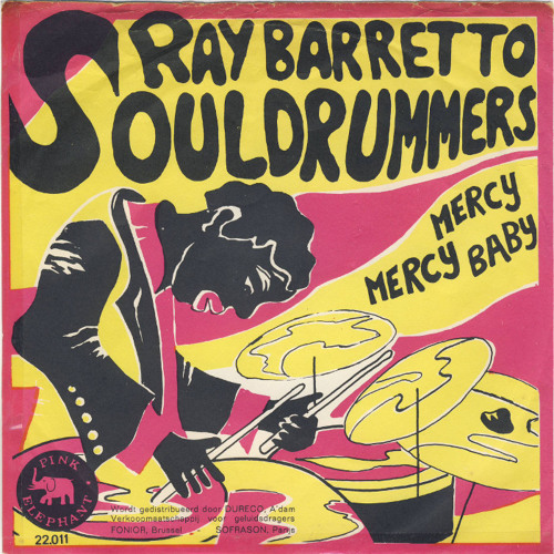 Ray Barretto - The Soul Drummer (Achron breakbeat remix)