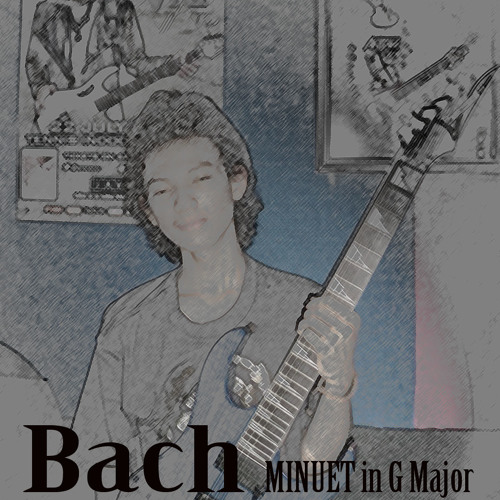 Bach - Minuet G major