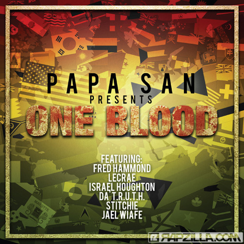 Papa San - Get Right [One Blood]