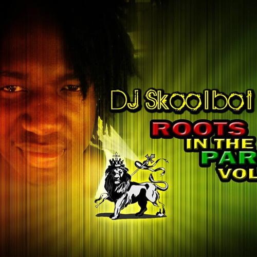 ROOTS IN THE PARK REGGAE MIXX VOL 1 DJ SKOOLBOI