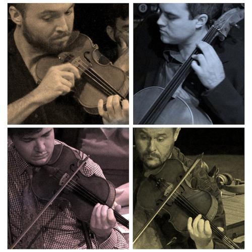 Comic Cadences: String Quartet plays Richard Lewis