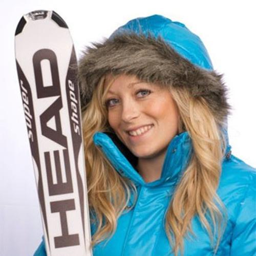 Emily Sarsfield, UK no. 1 Team GB Skiier