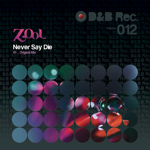 ZooL - Never Say Die (Original Mix) - OUT 2013/12/20 on Beatport