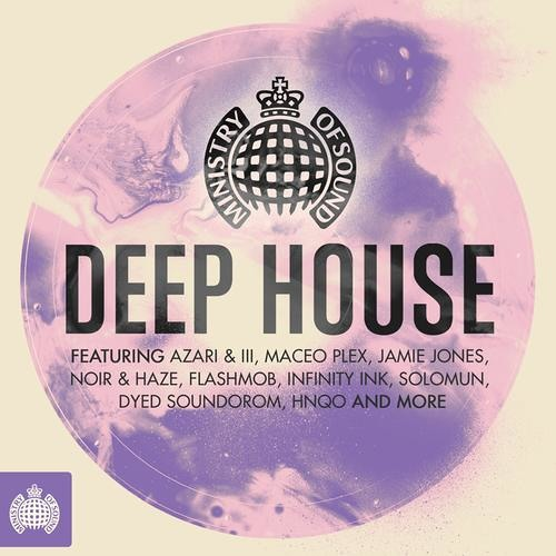 Podcast # 1 : [Just Deep & House]