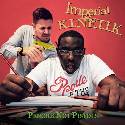 """Imperial & K.I.N.E.T.I.K. """"Go Hard (feat. Tone Richardson)"""""""