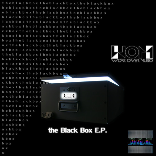 Work Over Music - Contre Jour (Original Mix)/ The Black Box EP / OUT Nov 4th