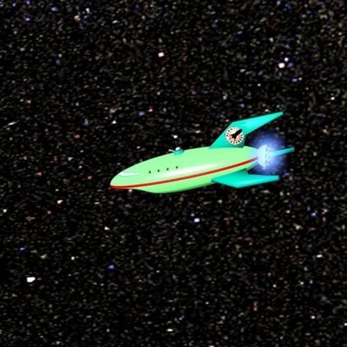 Shoggoth Cake - Interstellar chipburger delivery boy