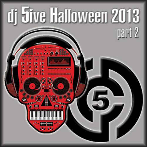 dj 5ive Halloween 2013 part 2