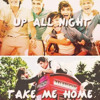 Up All Night // Take Me Home One Direction Mash Up MP3 Download