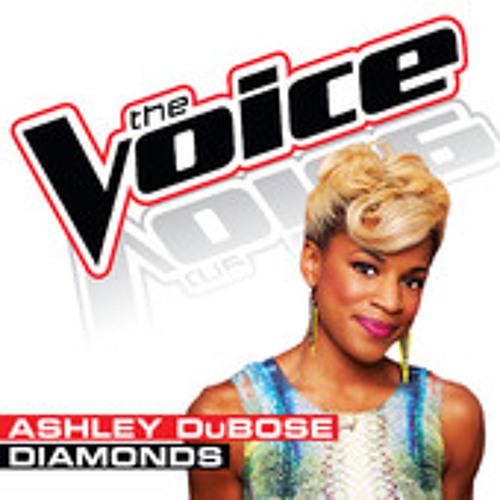 Ashley DuBose - Diamonds (The Voice - Studio Version)