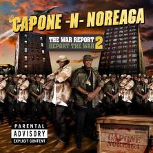 With Me (Feat. Nas) - Capone & Noreaga