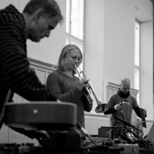 Active Crossover: Kristiansand - recording session