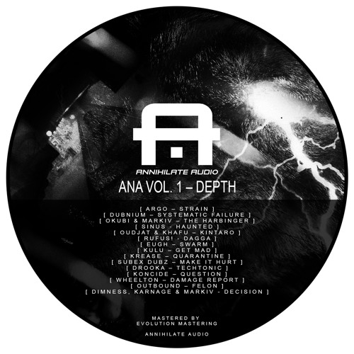 Rufus! - Dagga - Preview [AVAILABLE 2-12-13 ANA VOL 1 DEPTH]
