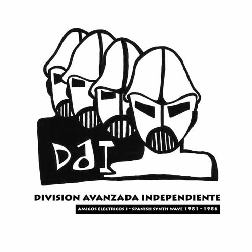 V/A - DIVISION AVANZADA INDEPENDIENTE LP AT-004 ATEMPORAL RECORDS