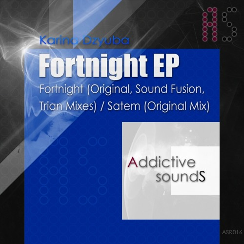 Karina Dzyuba - Fortnight (Sound Fusion Remix)