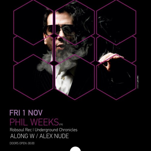 Phil Weeks Live @ Club Division - Thessaloniki (01.11.2013)