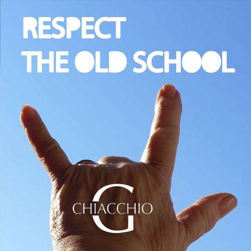 "G-CHIACCHIO ""Respect"""
