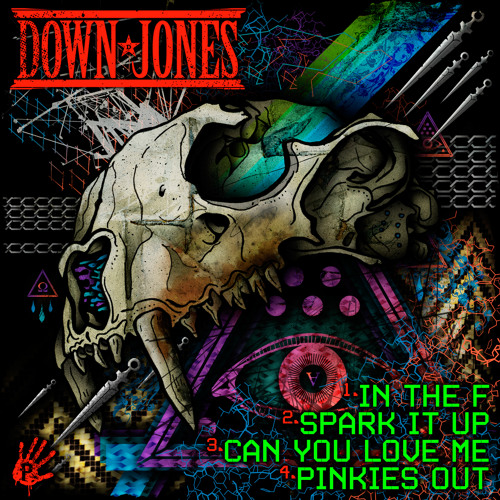DOWN JONES_PINKIES OUT (P5 RECORDS)