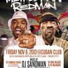 REDMAN AND METHOD MAN LIVE IN CONCERT FRIDAY NOVEMBER 8, 2013