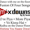 Mixdown 2013 (O Re Piya + More Piya + Vo Kisna Hai + Radha On The Dance Floor)