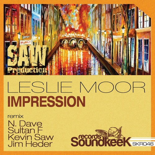Leslie Moor - Impression (Original Mix) - SoundKeek Records