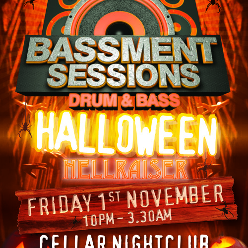 Joox @ Bassment Sessions 'The Halloween Hellraiser'