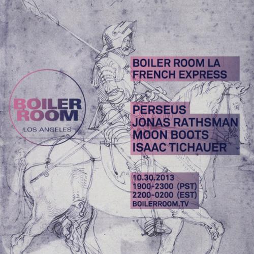 Jonas Rathsman 50 min Boiler Room LA DJ Set