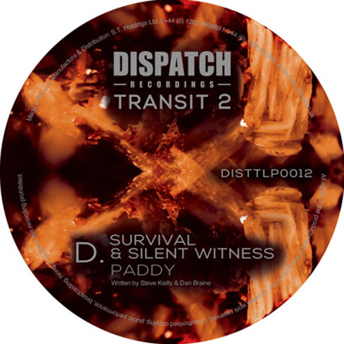 Survival & Silent Witness - Paddy - Dispatch Transit 2 (CLIP) - OUT NOW