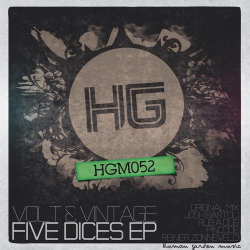 Volt & Vintage - Five Dices (Original Mix)
