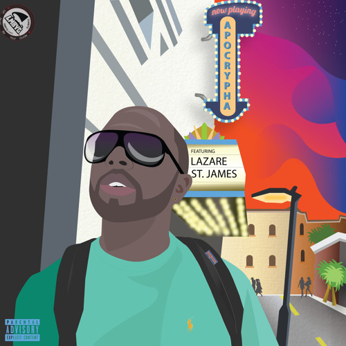 Lazare St.James - Just Livin Ft. J5 (Prod By J5)