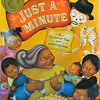 Just a Minute:A Trickster Tale and Counting Book